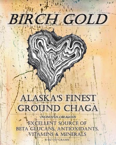 Alaska's Finest Ground Chaga
